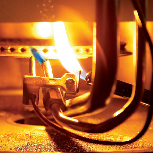 Does propane fireplace pilot light stay on at all times? - Yahoo