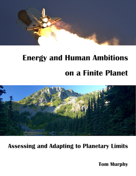 Energy Ambitions textbook cover