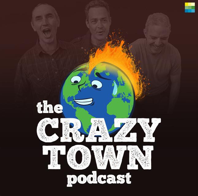 Crazy Town Podcast Logo